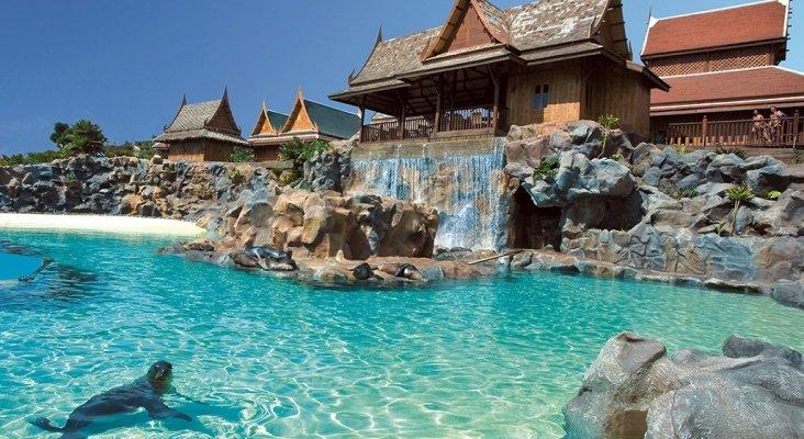 Siam Park, en Tenerife, reconocido como mejor parque acuático del mundo