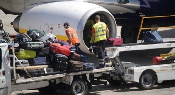 Personal de tierra de aeropuertos amenaza con ir a la huelga |Foto: Expansión