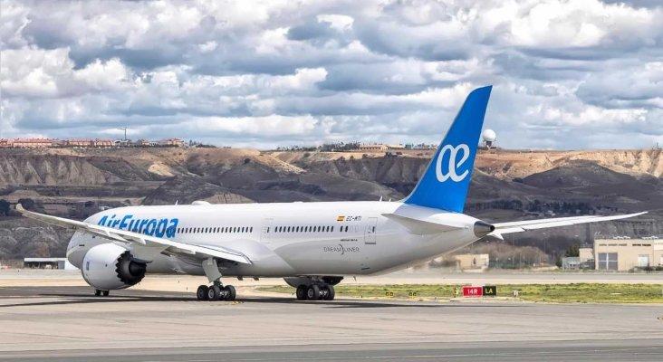 Air Europa inaugura la conexión Iguazú (Argentina)-Madrid