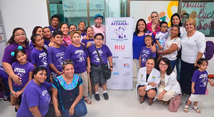 RIU costeará los medicamentos de la nueva unidad oncológica infantil de Cancún