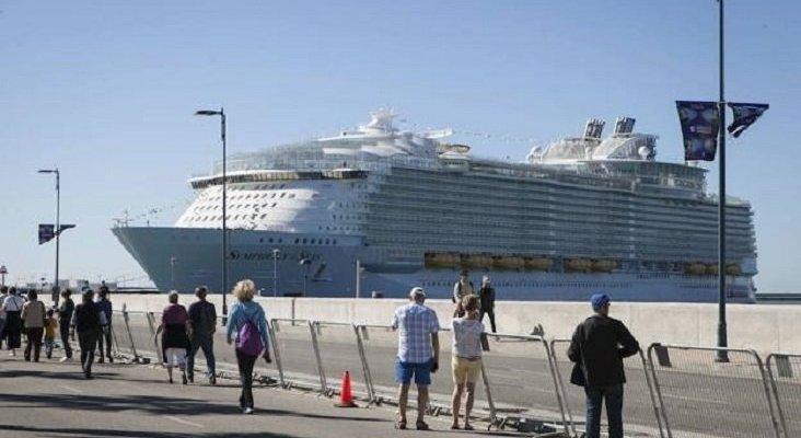 Málaga prevé un octubre histórico con 58 cruceros y 91.000 pasajeros|Foto: Sur