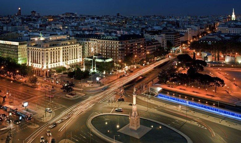Meliá ofrece prácticas en el Depto. Comercial en Madrid