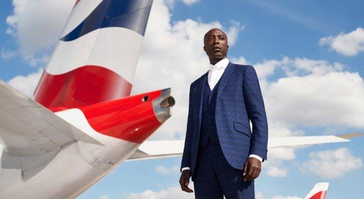 Ozwald Boateng diseñará los nuevos uniformes de British Airways|Foto British Airways