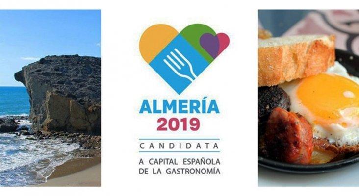 Almería, única candidata a Capital Española de la Gastronomía