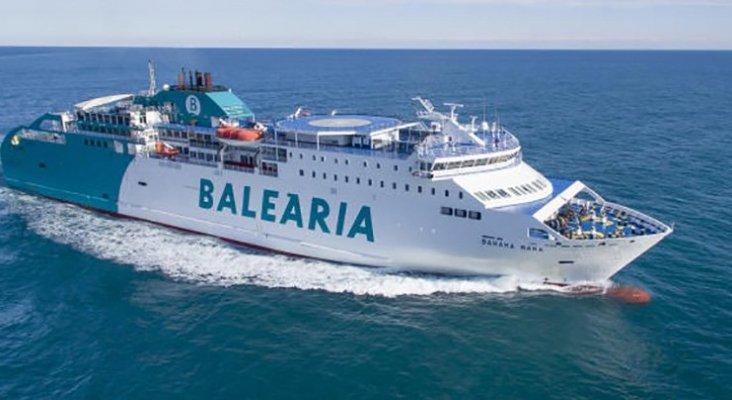 Baleària recibe 11,8 millones de la UE para renovar sus barcos