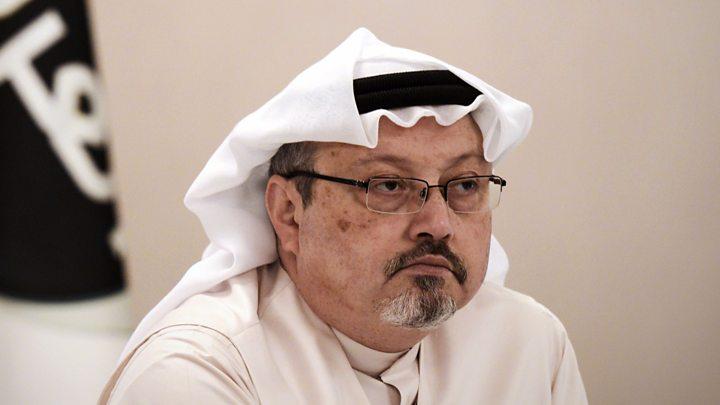 Jamal Khashoggi Foto BBC