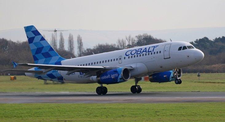 Pasajeros varados tras la quiebra de Cobalt Air|Foto: mba.aero