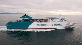 Fred. Olsen y Baleària conectarán Huelva y Canarias desde el 11 de noviembre|Foto: fredolsen.es