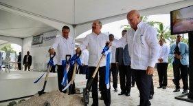 Inicia oficialmente la construcción del primer Best Hotels en R.Dominicana|Foto: El Caribe