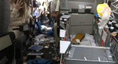 15 heridos por las turbulencias en vuelo Miami Buenos Aires