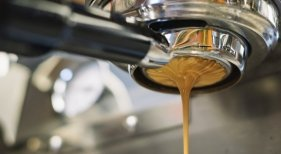 El poder de la máquina de café