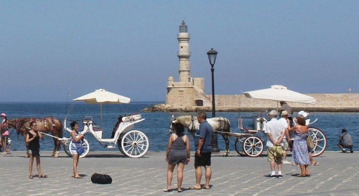 El turismo escandinavo se dispara en Grecia