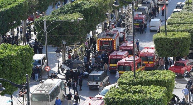 Ataque terrorista en céntrica avenida de Túnez entorpece su recuperación turística|Foto: Reuters vía CNN