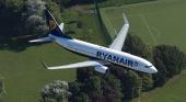 Dos aviones a punto de colisionar en pleno vuelo sobre Navarra