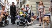 Sevilla desarrolla una 'app' para conocer las rutas más accesibles de la urbe|Foto: Juan Carlos Vázquez vía Diario de Sevilla