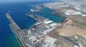 Proyecto de las piscinas naturales del Muelle de Cruceros del Puerto de Arrecife