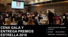 La Asociación Española de Directores de Hotel premia a los mejores profesionales