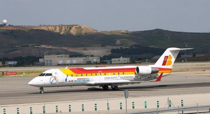 Aerolínea maltesa propiedad de Air Nostrum, detonante de huelga en Air Nostrum Foto: CC BY-SA 2.5 w:es:Usuario:Barcex