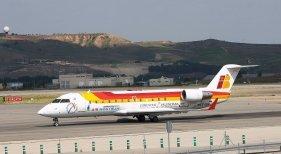 Aerolínea maltesa propiedad de Air Nostrum, detonante de huelga en Air Nostrum|Foto: CC BY-SA 2.5 w:es:Usuario:Barcex