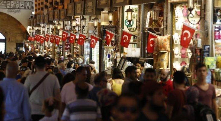 Turquía podría cerrar el año con 40 millones de turistas extranjeros