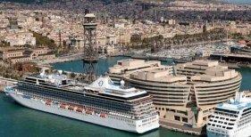 Los puertos españoles reciben un 13,9% más de cruceristas de enero a septiembre|Foto: puerto de Barcelona-Metrópoli Abierta