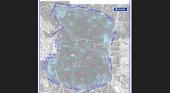 Empresarios de Hospedaje, alarmados con el plan 'Madrid Central'|Foto: área de Madrid Central- Ayuntamiento de Madrid