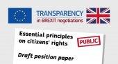 La Unión Europea garantiza que los británicos viajarán sin visado
