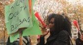 Las Kellys responden a Barceló por los polémicos tapones contra su huelga|Foto: ELA Euskal Sindicatua