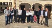 Asociación hotelera dona 121.000 euros para damnificados de las lluvias en Mallorca|Foto: Ayuntamiento de Sant Llorenç des Cardassar vía Facebook