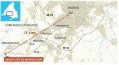 Madrid destierra a las 'low cost' a su segundo aeropuerto|Foto: El Mundo