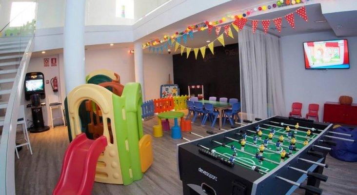 Hotel del Juguete, un concepto de hotel para Niños Grandes y Pequeños-5