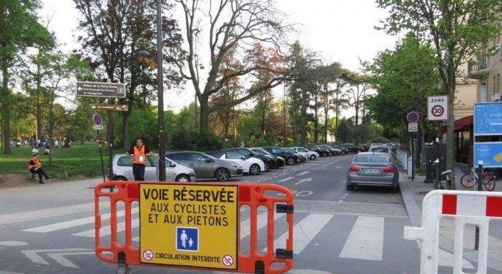 París copia a 'Madrid Central'|Foto: Le Parisien