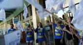Golpes judiciales: Ryanair pierde la batalla de las huelgas con sus pasajeros