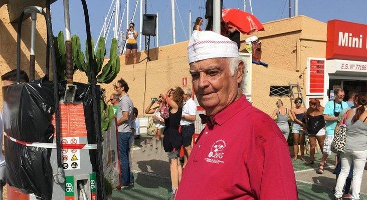 """""""Mire, yo quiero hacer una regata Las Palmas de G.C.- Barbados"""""""