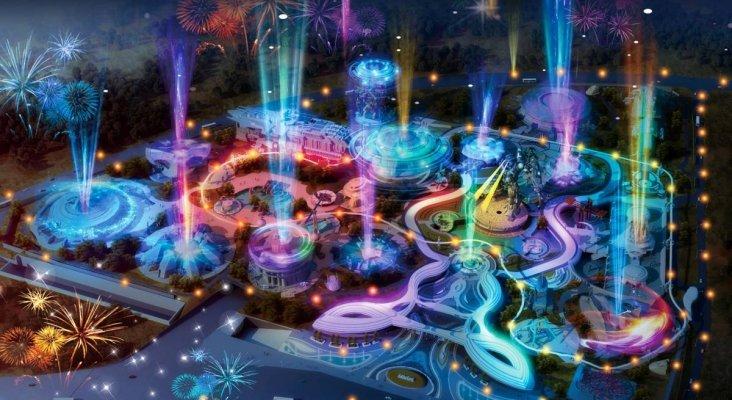 China se convertirá en el mayor mercado de parques temáticos del mundo|Foto: Parque de realidad virtual de China; East Valley of Science and Fantasy - AS