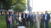 Homenaje al primer director civil del Aeropuerto de Mallorca