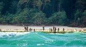 La tribu más aislada del mundo mata al turista que quería evangelizarla|Foto: Christian Caron, vía Survival