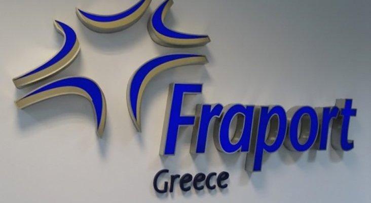 La alemana Fraport invertirá 1.250 millones en los aeropuertos griegos