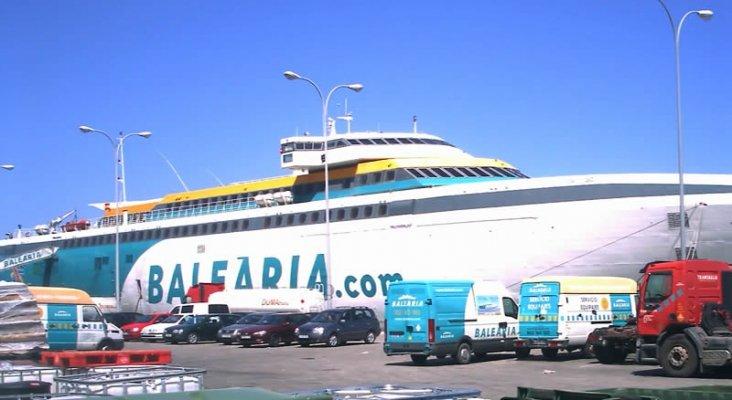 Baleària se asocia con el Banco de Alimentos de Ibiza y Formentera