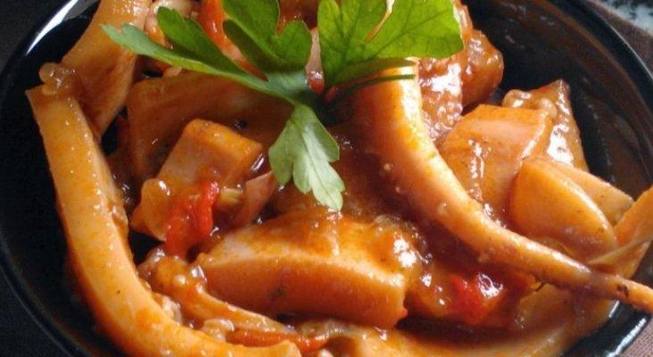La gastronomía riojana, la favorita de los turistas extranjeros en España|Calamares a la riojana- DH Magazine