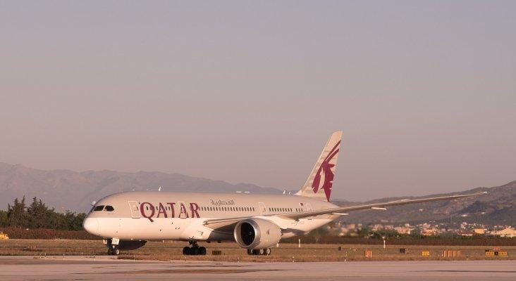 Qatar Airways conectará Málaga con Tailandia, Indonesia, Singapur, Sri Lanka y Australia
