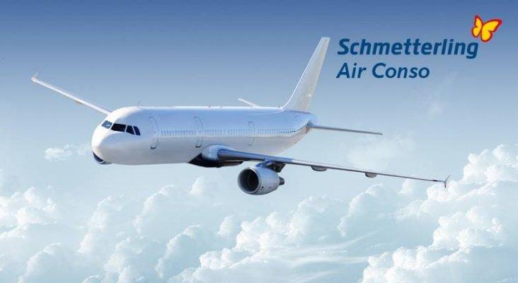 Schmetterling lanza un nuevo consolidador de vuelos|Foto: Schmetterling Facebook