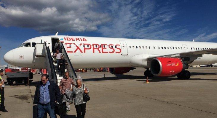 Iberia Express tiene un problema con Gran Canaria