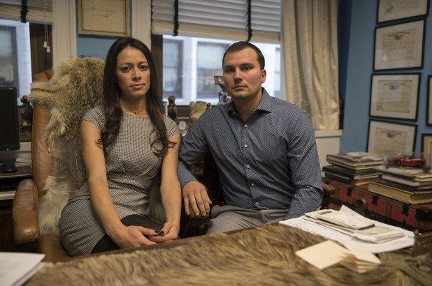 Ahsley Reid y su marido Jeffrey Pascarella demandan a Sandals | Foto: Erik Thomas