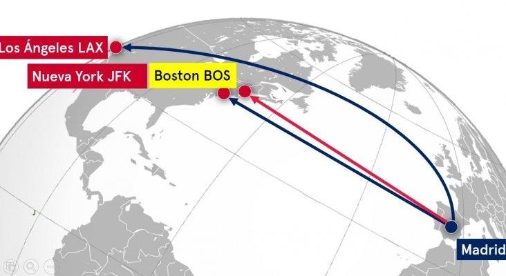 Norwegian conectará Boston con Madrid en verano de 2019