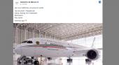 En venta el avión presidencial de México