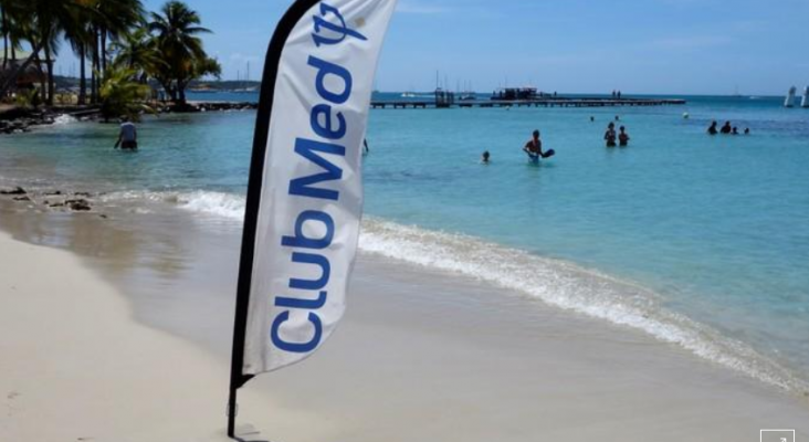 Sale a bolsa el grupo chino propietario de Club Med|Foto: Club Med Les Boucaniers, Martinica, Francia- Charles Platiau/Reuters vía