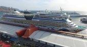 Carnival gestionará la Estación de Cruceros de Santa Cruz de Tenerife|Foto: Canary Ports