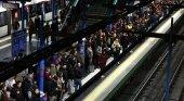 Arranca la huelga de maquinistas de 10 días en el Metro de Madrid|Foto: Estación de Príncipe Pío del Metro de Madrid-El Pais