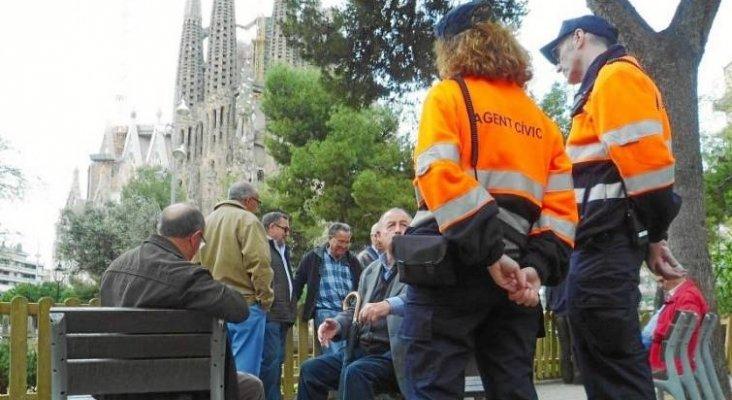 Barcelona destinará 2,5 millones recaudados por tasa turística al despliegue de agentes|Foto: La Razón